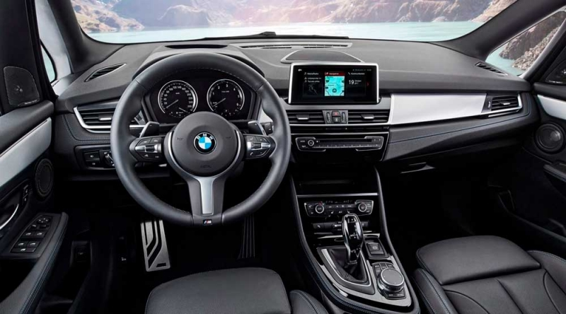 BMW 2-series Gran Coupe 2020 года