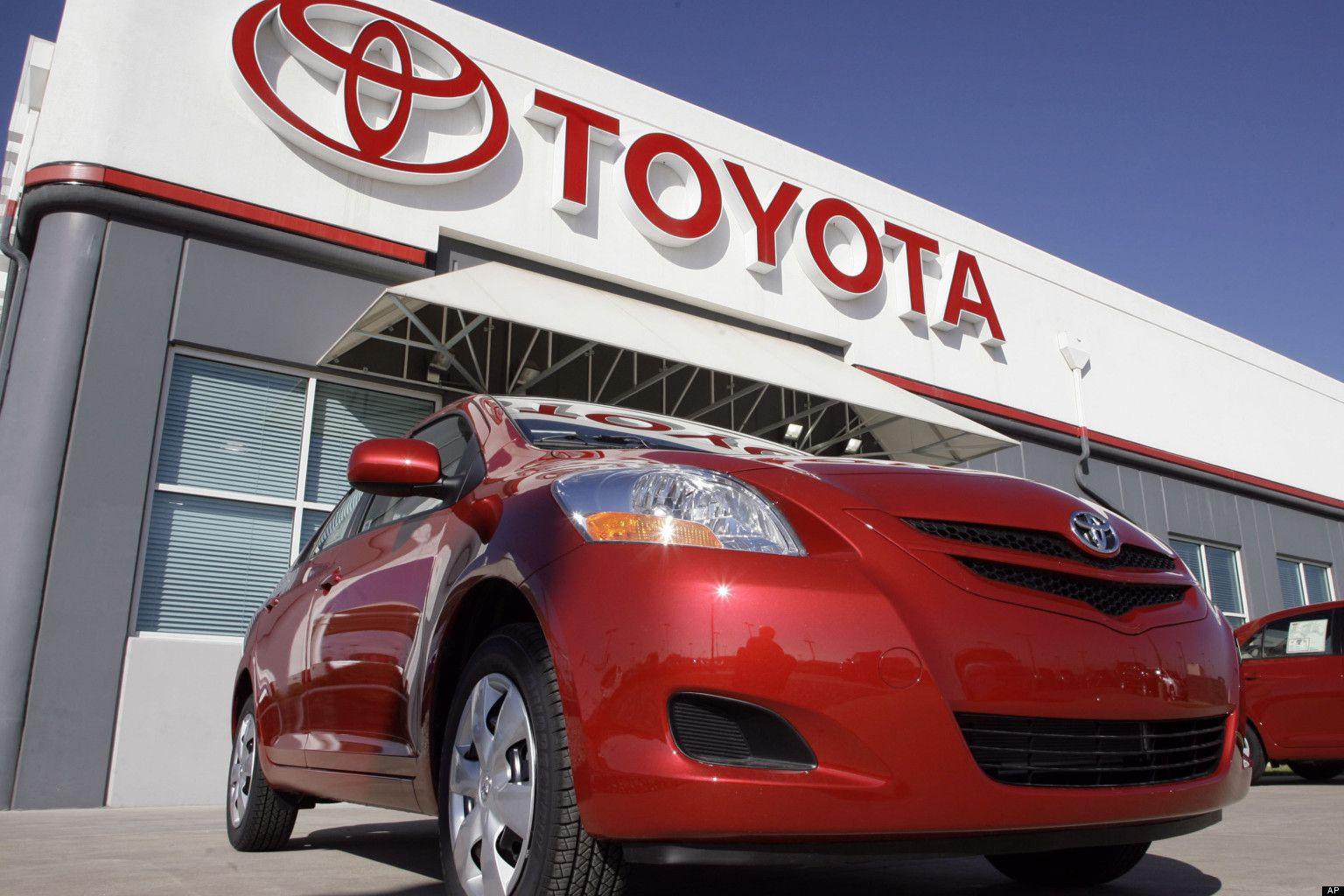 Объем продаж новых автомобилей компании «Тойота» в Китае в 2019 году превысил 1.5 млн. штук